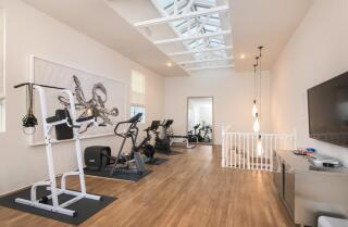 Hot Property | Home Gyms