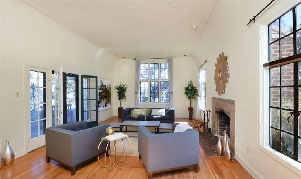 James Avery's Los Feliz home