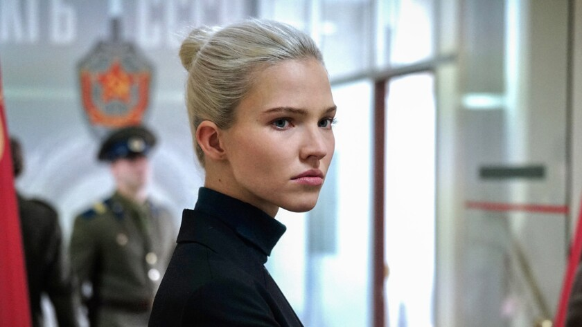 Review: Luc Besson's slick, over-the-top 'Anna' is overshadowed by its creator's issues