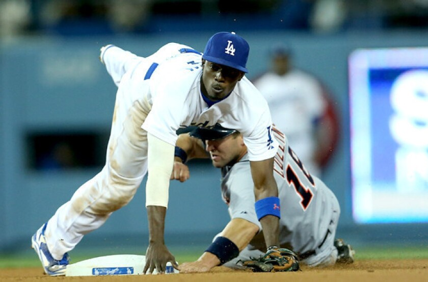 Dodgers' ninth-inning rally goes to waste in 7-6 loss to Tigers