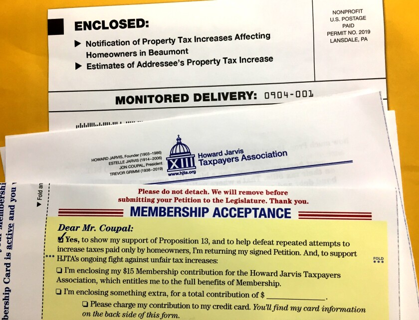 Column: Junk mail disguised as official correspondence — how is this legal?
