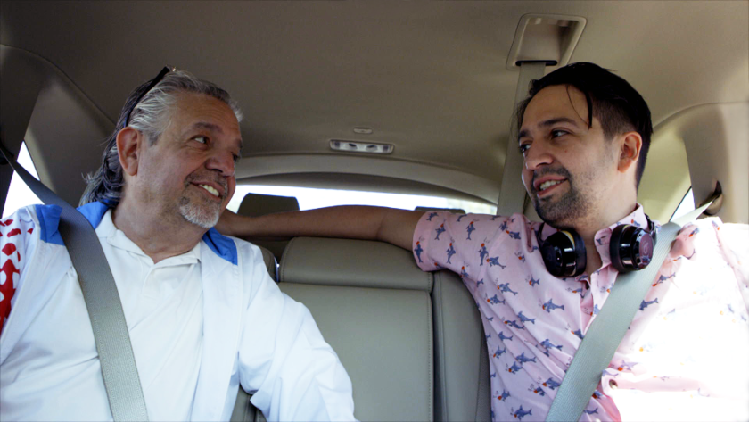 What Lin-Manuel Miranda learned from his father, Luis, and taking 'Hamilton' to Puerto Rico