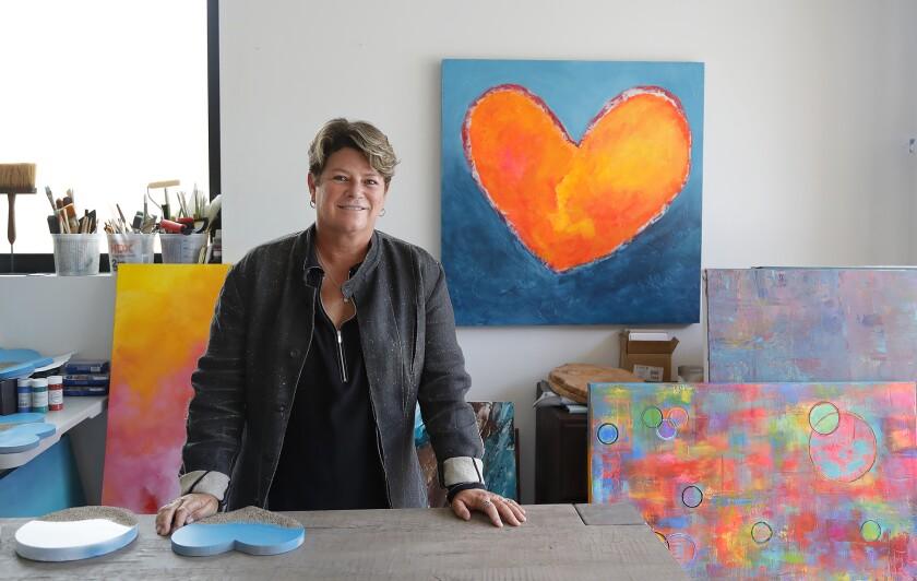 Artist Christie Smith