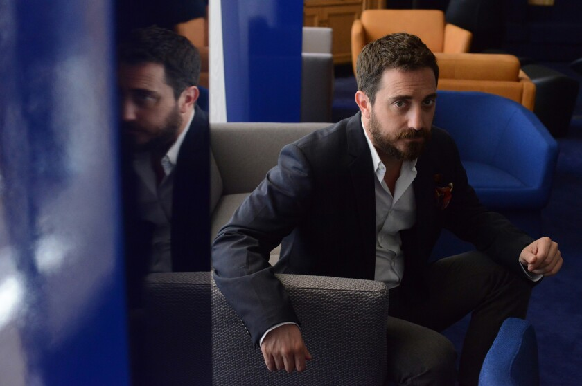 Chile's Pablo Larraín¿s sixth feature, ¿Neruda,¿ premiered at the Cannes Film Festival.