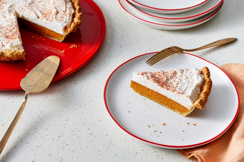 Nashville Hot Pumpkin Pie