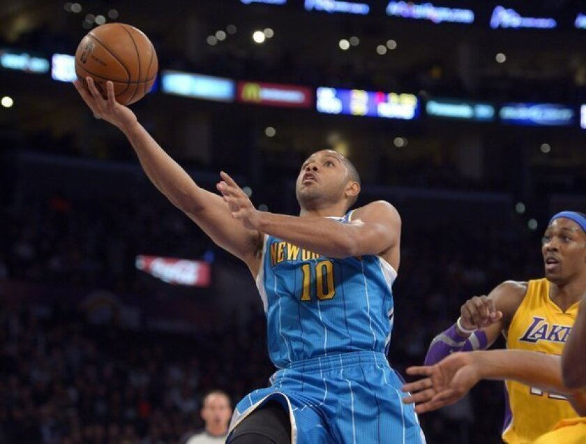 Preview: Lakers vs. New Orleans Hornets