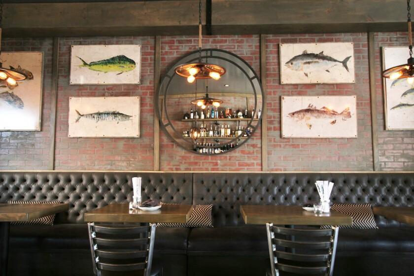 Open House Encinitas houses four distinct restaurant options including Saltwater. (Courtesy photo)