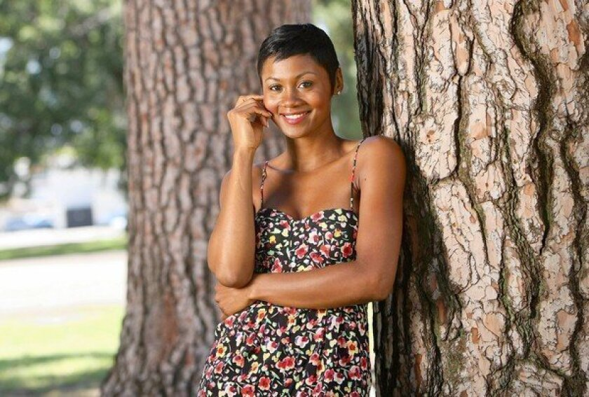 Emayatzy Corinealdi finds a good role in 'Middle of Nowhere'