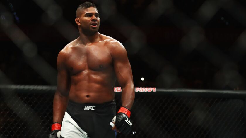 Mma Rankings For July Alistair Overeem Moves Up In The