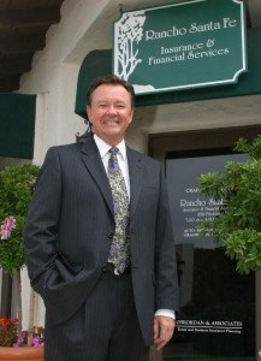 Craig Edwards,owner of Rancho Santa Fe Insurance