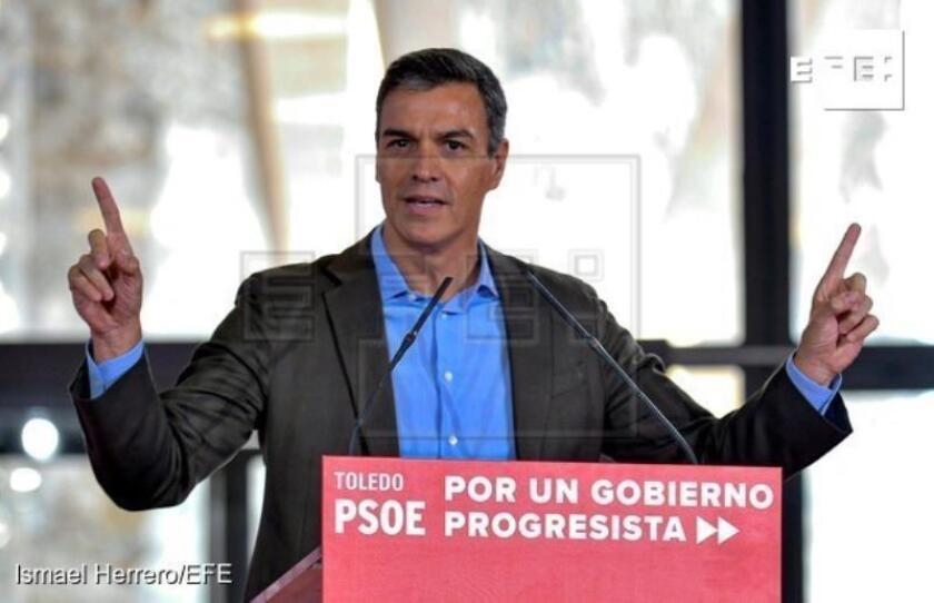 """Sánchez alerta sobre un """"riesgo cierto"""" de repetición de elecciones en España"""
