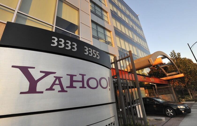 Yahoo in Burbank