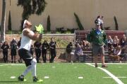 Pumphrey, Siragusa and Munson impress at SDSU Pro Day