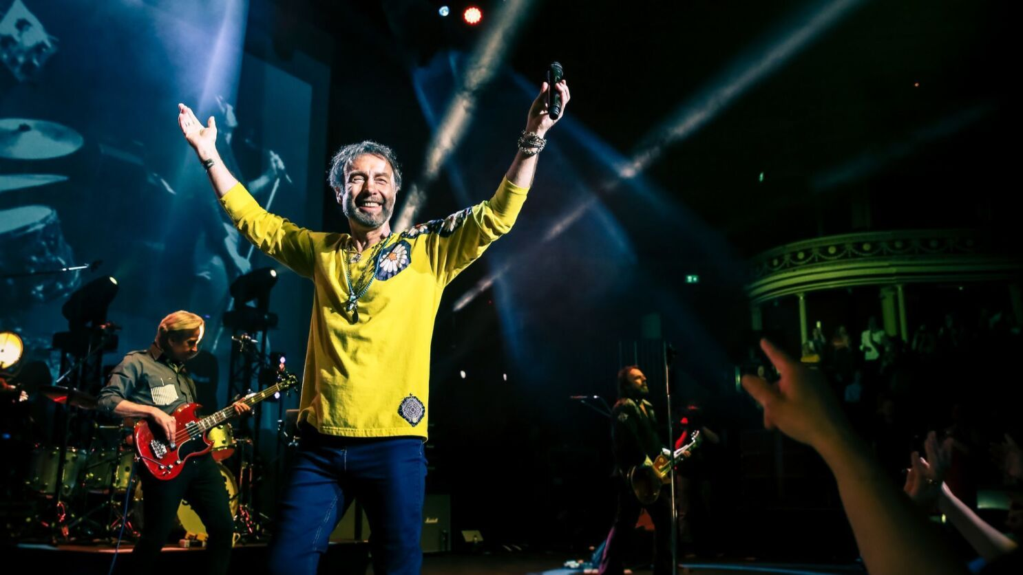 Paul Rodgers to salute legacies of Free and Bad Company on
