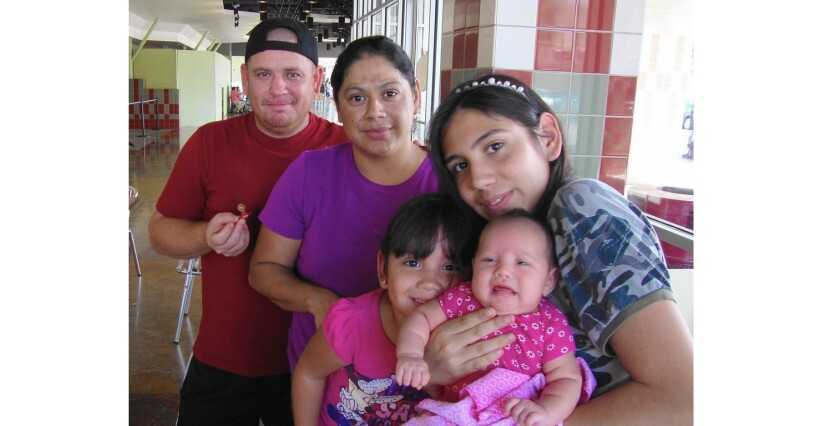Ramirez-Mendo family
