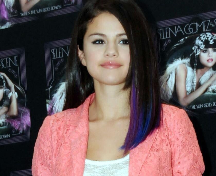 La cantante Selena Gomez ha pasado por situaciones complicadas en el pasado reciente.