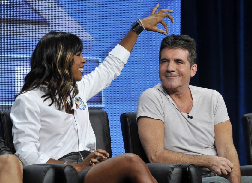 Kelly Rowland joins Simon Cowell's 'X Factor'