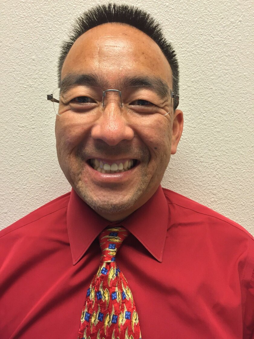Dr. Daniel Lee of UC San Diego's Owen Clinic teaches Kelee meditation, a practice he said can help his students in their studies and make them more attentive physicians.
