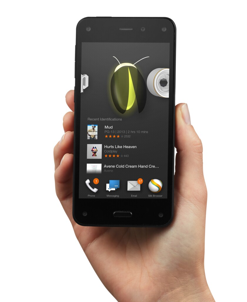 Amazon released its first smartphone this month, but for most consumers, it doesn't offer enough to warrant a switch from Apple or Android.