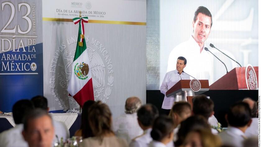 El Presidente Enrique Peña Nieto afirmó que aún no establece contacto con el equipo de Donald Trump para encontrarse antes o después del 20 de enero, fecha en la que el magnate toma posesión de su cargo en Estados Unidos.