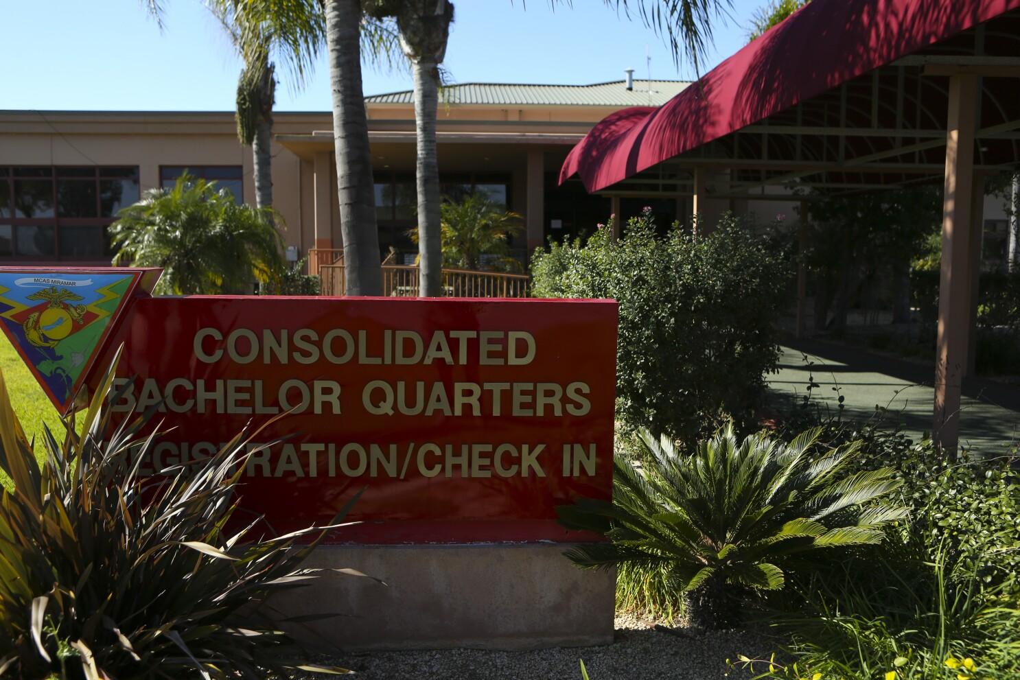 Americans fleeing coronavirus outbreak arrive in San Diego