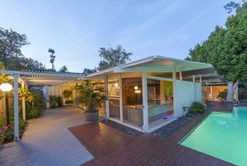 Jesse Bradford's home in the Hollywood Hills | Hot Property