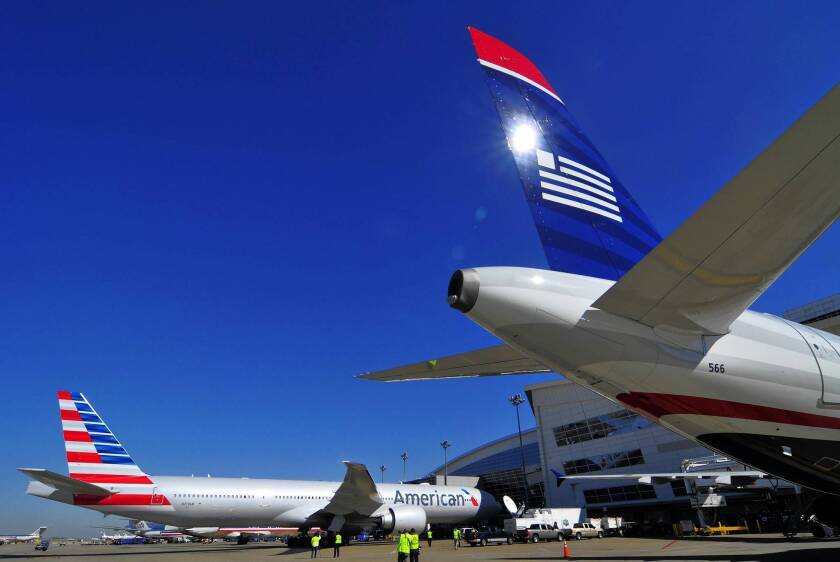 American Airlines, US Airways merger to alter business travel