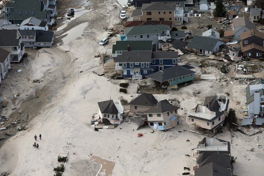 Sandy's economic damage now estimated at $50 billion