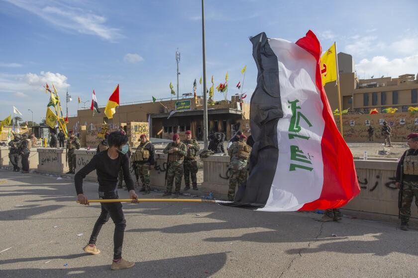 U.S. Embassy in Baghdad
