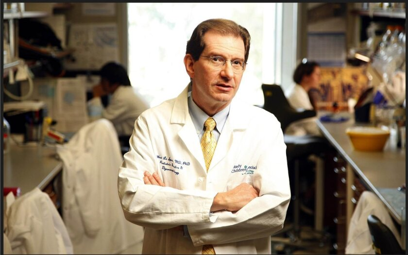 Dr. Albert La Spada led a preclinical study of an experimental drug that might be able to treat the underlying progression of Huntington's disease.