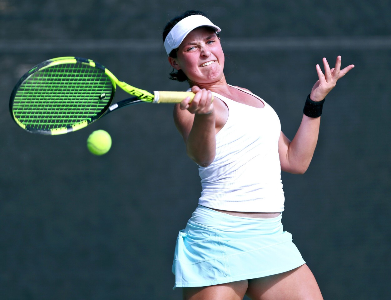 Photo Gallery: Corona del Mar vs. Encinitas San Dieguito in the CIF/USTA Southern California Regional girls' tennis quarterfinals