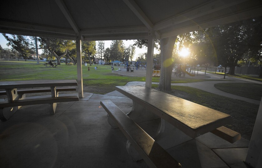 Rowland Heights Park attack