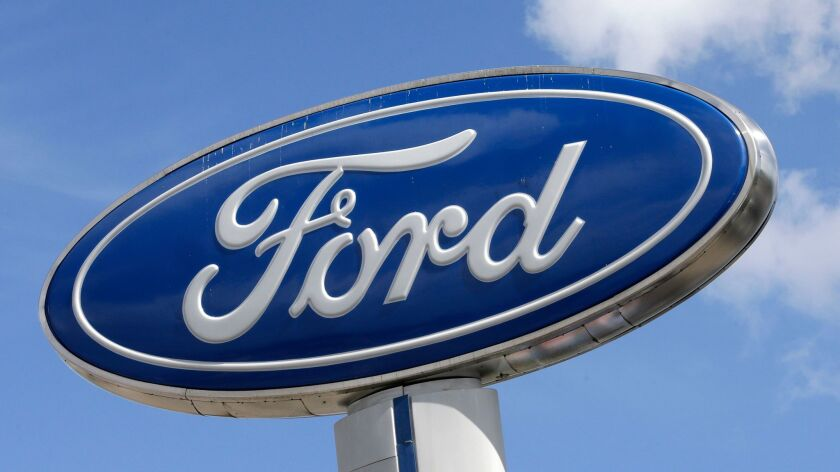 Ford allows some car buyers to purchase or finance vehicles online