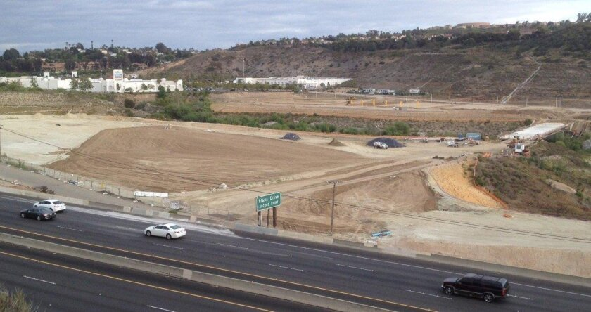 Carlsbad recently approved plans by Lennar Multifamily Communities to build 278 apartments on this property in the northeast corner of the Quarry Creek site along state Route 78.