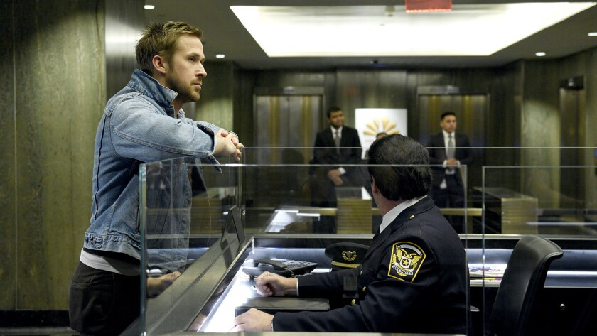 "Ryan Gosling hosts the season premiere of ""Saturday Night Live"" on NBC."