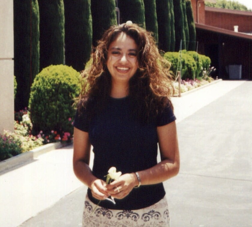 A search for the remains of Diana Raquel Rojas, a young mother who vanished from her Long Beach home in 2000, came up empty on Thursday, Long Beach police said.