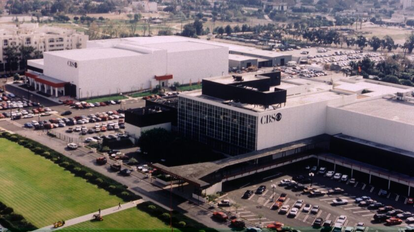 CBS Television City at 7800 Beverly Blvd. in Los Angeles.