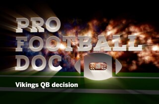Pro Football Doc: Vikings QB decision
