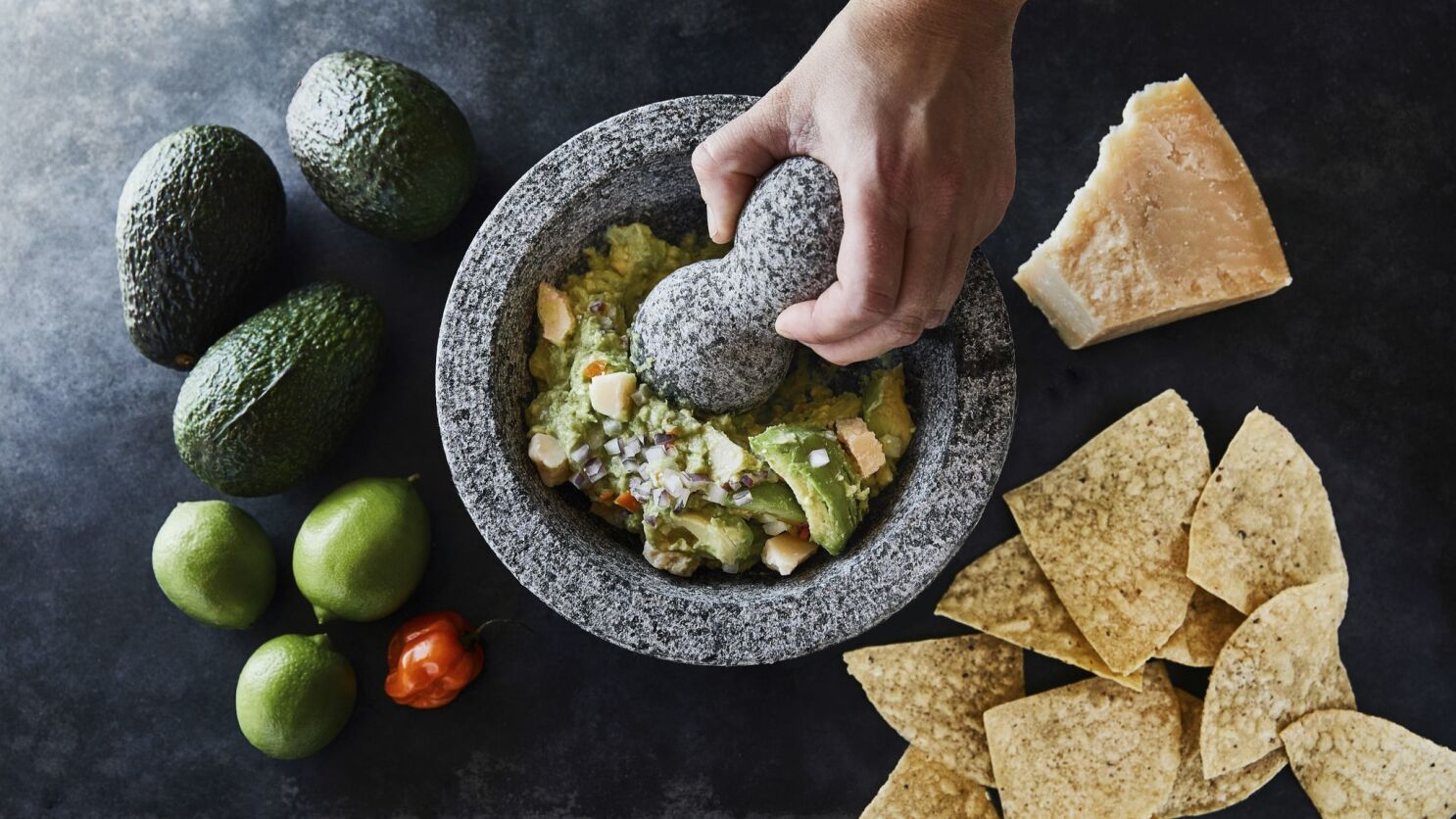 San Diegans Share Their Best Guacamole Recipes For The Super Bowl The San Diego Union Tribune
