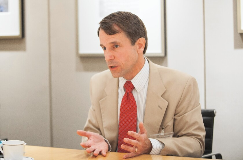 Stark choices in race for insurance commissioner
