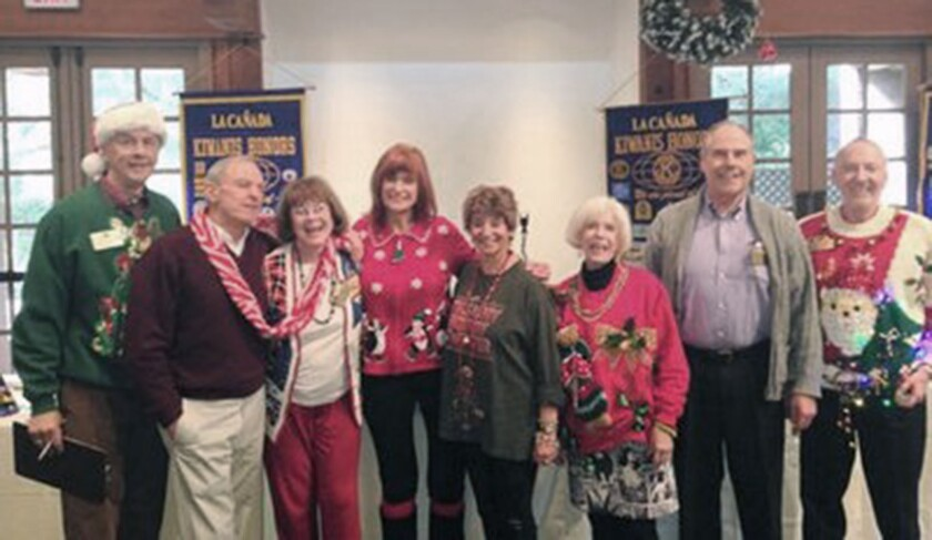 Kiwanis Club gives out annual honor