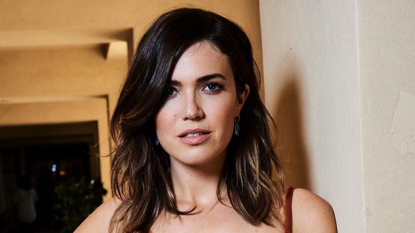 "Mandy Moore will co-host NBC's ""Red Nose Day Special"" with Justin Hartley."