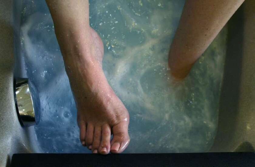 More than 100 types of fungi live on the healthy human foot, according to a new study. It may sound gross, but that fungal diversity doesn't have to be a bad thing.