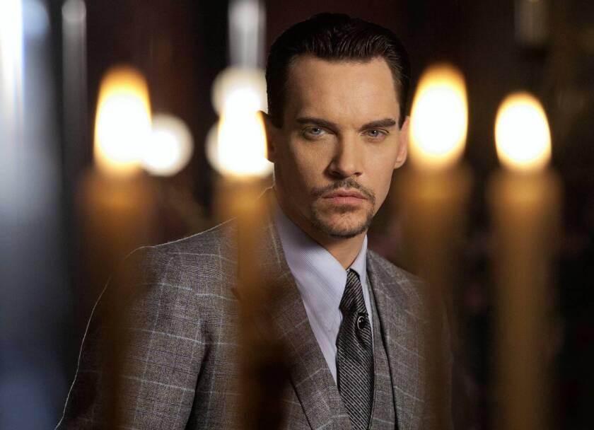 "Jonathan Rhys Meyers stars in ""Dracula."""