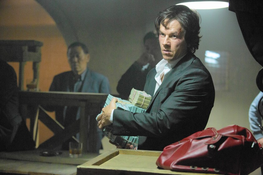 "Mark Wahlberg stars in ""The Gambler"""