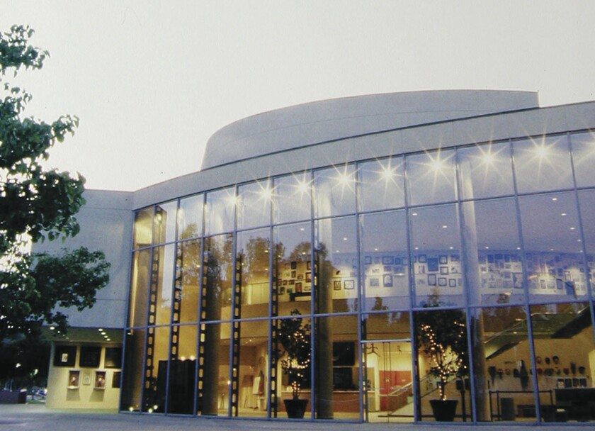 The Poway Center for the Performing Arts.