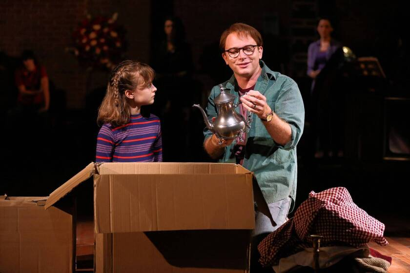 Review: Awkwardness adds to 'Fun Home' charm