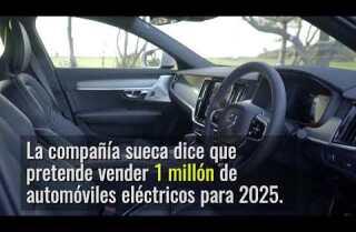 Volvo renuncia a los motores de combustión
