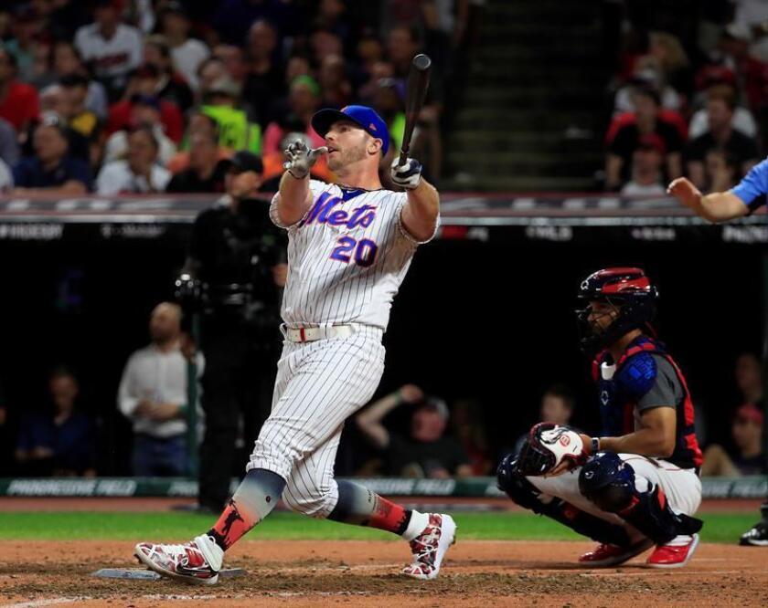8-4. Alonso conecta su jonrón 45 en la victoria de los Mets sobre los Nacionales