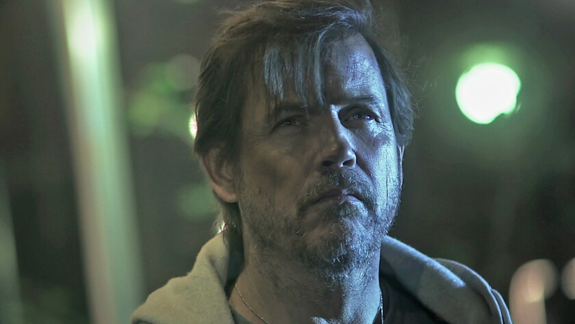 """Michael Paré in the movie """"The Shelter."""""""